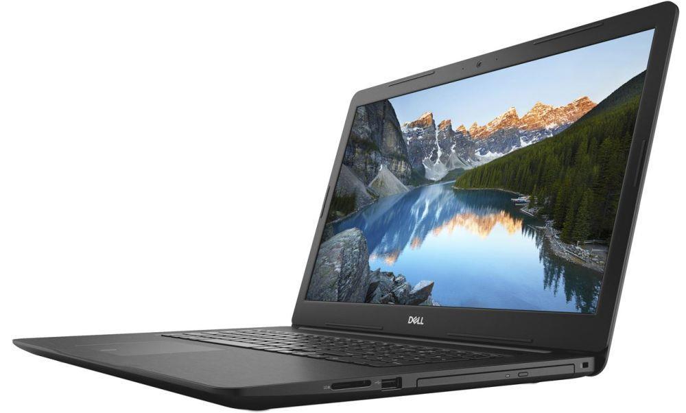 Notebook Dell Inspiron 5770 17,3 cal FHD i5-8250U 8GB 1TB+SSD128GB R530-4GB W10 Black