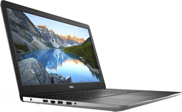 Notebook Dell Inspiron 3780 17,3 cal FHD i5-8265U 8GB 1TB UHD620 W10 Silver