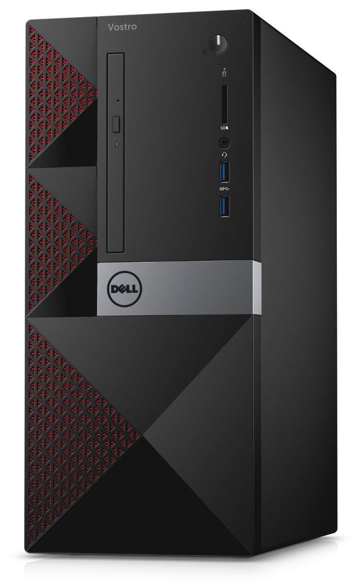 Komputer Dell Vostro 3668 MT i5-7400 8GB SSD256GB iHD630 DVD-RW 10PR 3YNBD (1)