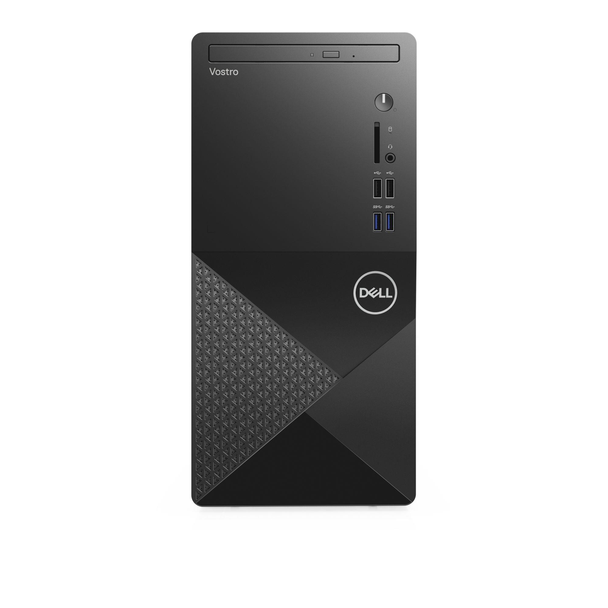 Komputer Dell Vostro 3888 MT i3-10100 8GB SSD256GB UHD630 DVD-RW 10PR 3Y