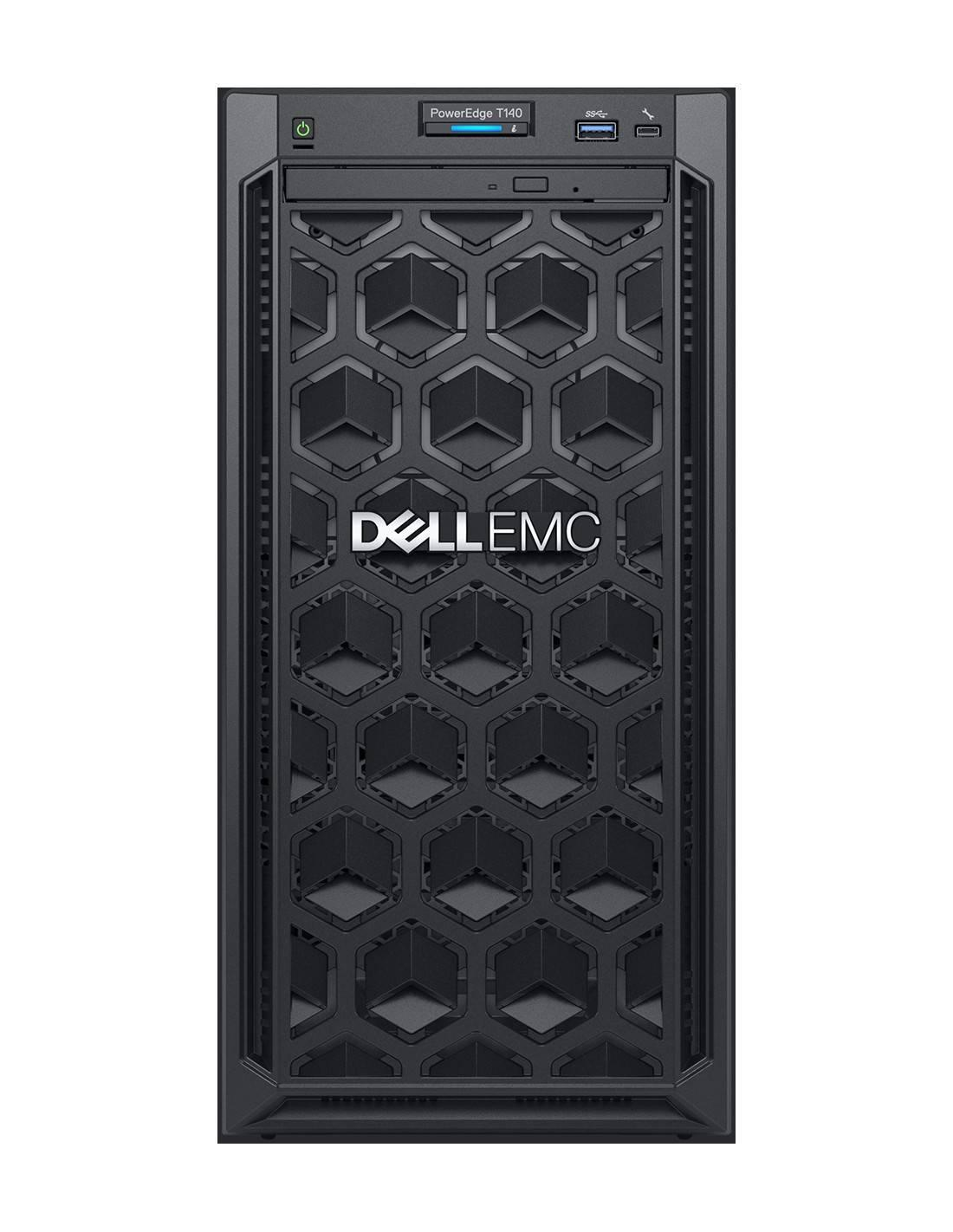 Serwer Dell PowerEdge T140  E-2124 8GB 1TB NoRAID 3Y NBD