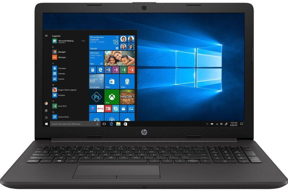 Notebook HP 250 G7 15,6 cal HD i3-7020U 4GB SSD128GB UHD620 10PR Dark Ash Silver (1)