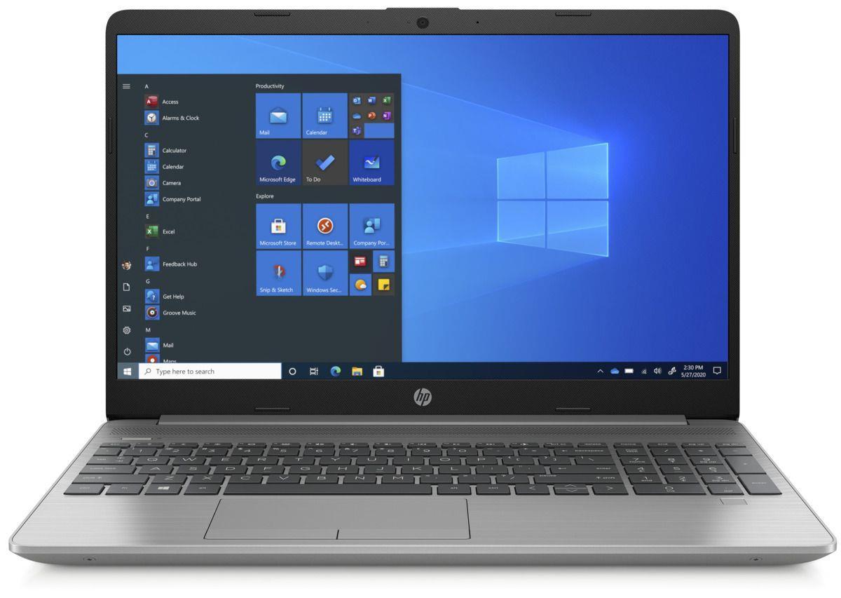 Notebook HP 250 G8 15,6 cal FHD i5-1035G7 8GB SSD256GB IrisPlus Silver