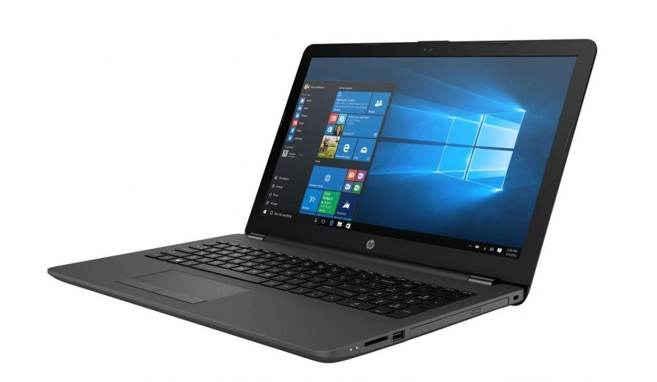 Notebook HP 250 G6 15,6 cal HD/i3-7020U/4GB/500GB/iHD620/W10 Dark Ash Silver