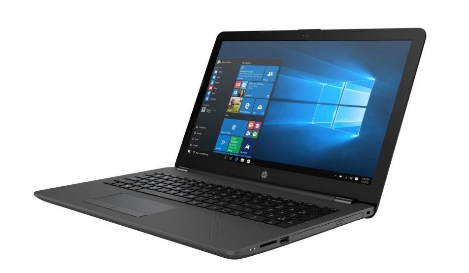Notebook HP 250 G6 15,6 cal HD i5-7200U 4GB 500GB iHD620 W10 Dark Ash Silver