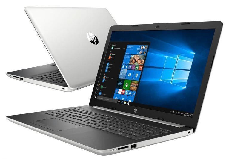 Notebook HP 15-da0012nw 15,6 cal FHD/i3-7020U/4GB/SSD256GB/iHD620/W10 Silver-Black