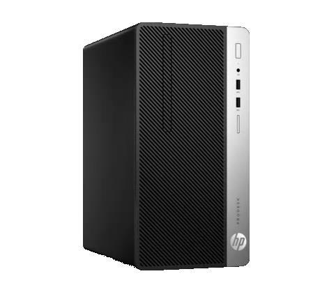 Komputer PC HP ProDesk 400 G4 MT i3-7100 4GB 500GB iHD630 10PR