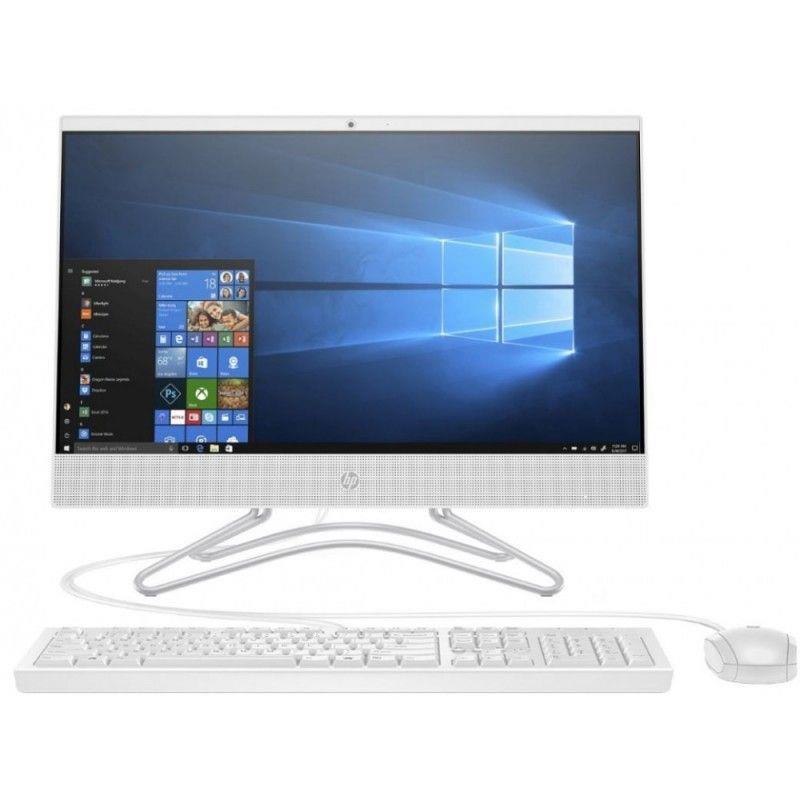 Komputer AIO HP 205 G4 21,5 cal  Athlon Silver 3050U 8GB SSD256GB Radeon 10PR White