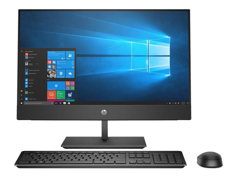Komputer AIO HP ProOne 440 G5 23,8 cal  i5-9500T 8GB SSD256GB UHD630 10PR Black