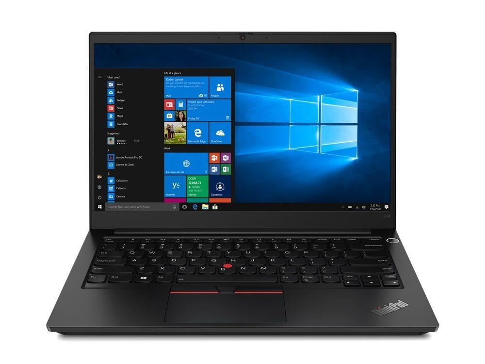 Notebook Lenovo ThinkPad E14 14 cal FHD Ryzen 3 4300U 8GB SSD256GB Radeon 10PR Black