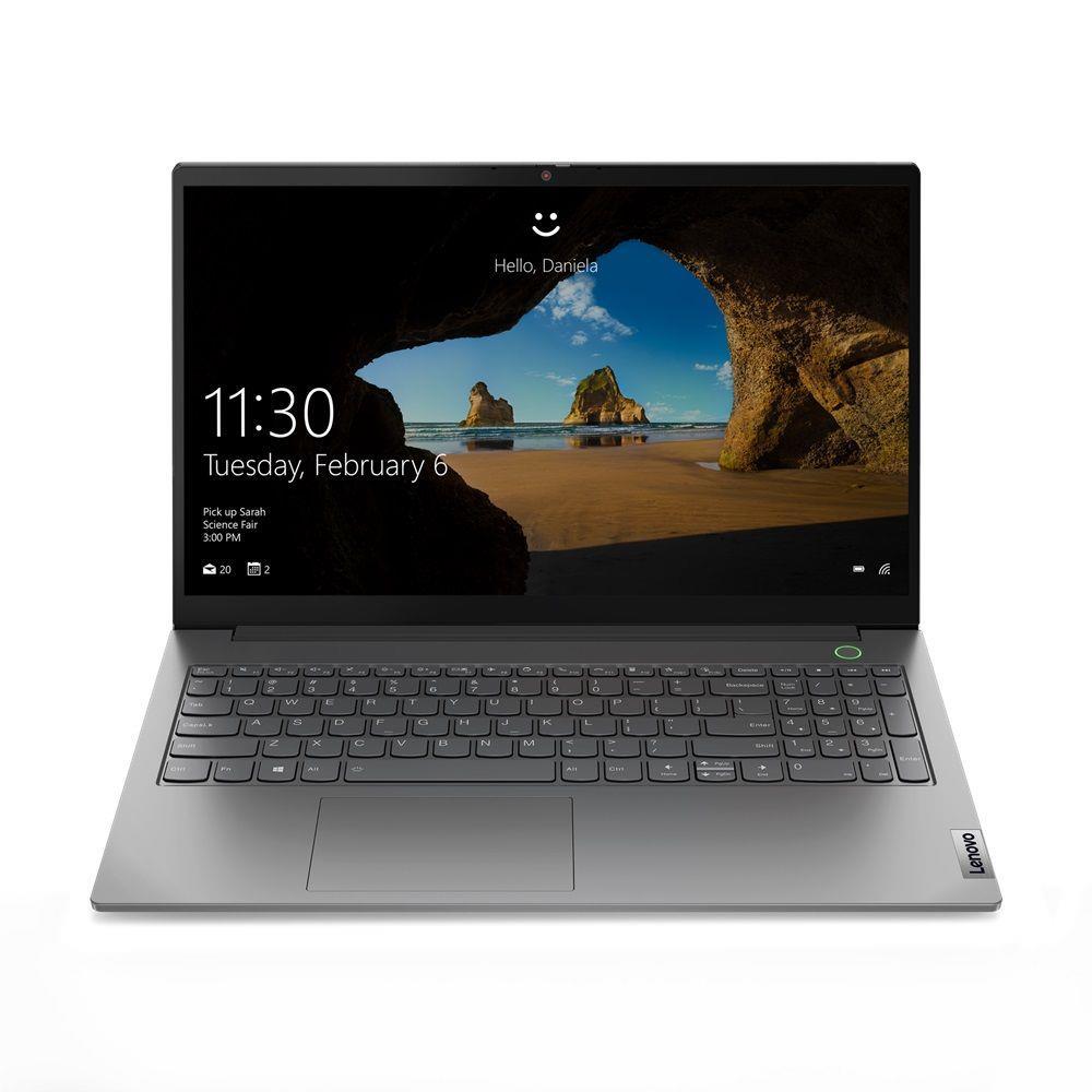 Notebook Lenovo ThinkBook 15 G2 15,6 cal FHD Ryzen 5 4500U 8GB SSD512GB RXVega6 W10 Grey
