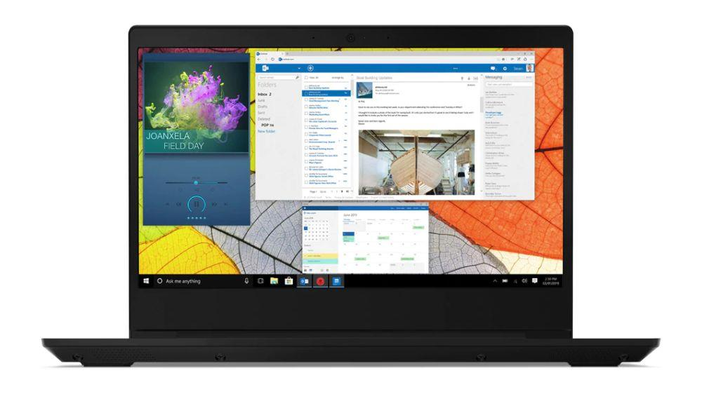 Notebook Lenovo IdeaPad S145-14IWL 14 cal FHD i3-8145U 4GB SSD128GB UHD620 W10 Black