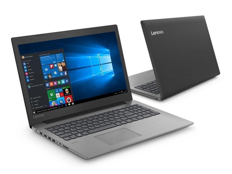 Notebook Lenovo IdeaPad 330-15ARR 15,6 cal FHD Ryzen 3 2200U 4GB SSD256GB Vega3 W10 Black