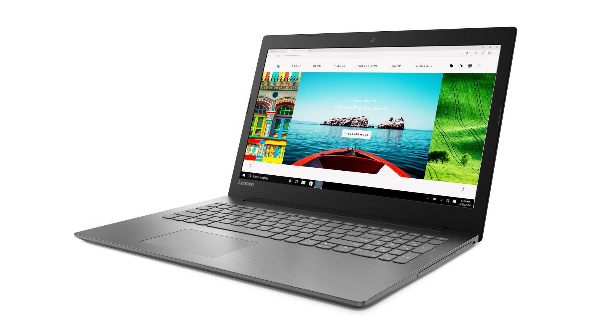 Notebook Lenovo IdeaPad 320-15IKBN 15,6 cal FHD i5-7200U 8GB 1TB GT940MX-2GB W10 Black