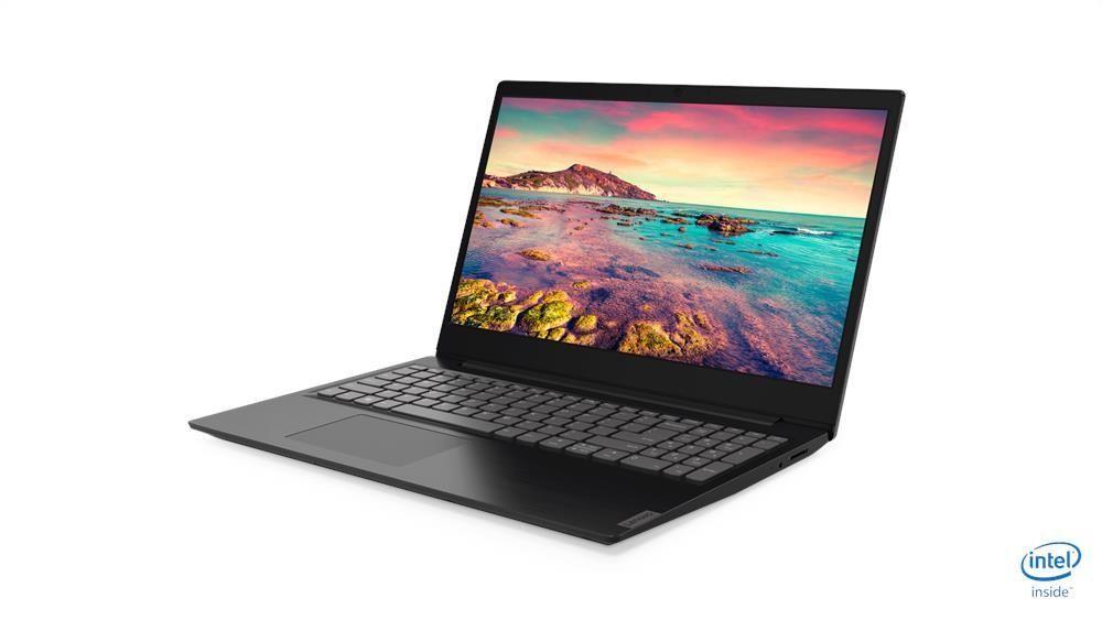 Notebook Lenovo IdeaPad S145-15IIL 15,6 cal FHD i5-1035G1 4GB SSD256GB UHD W10 Black