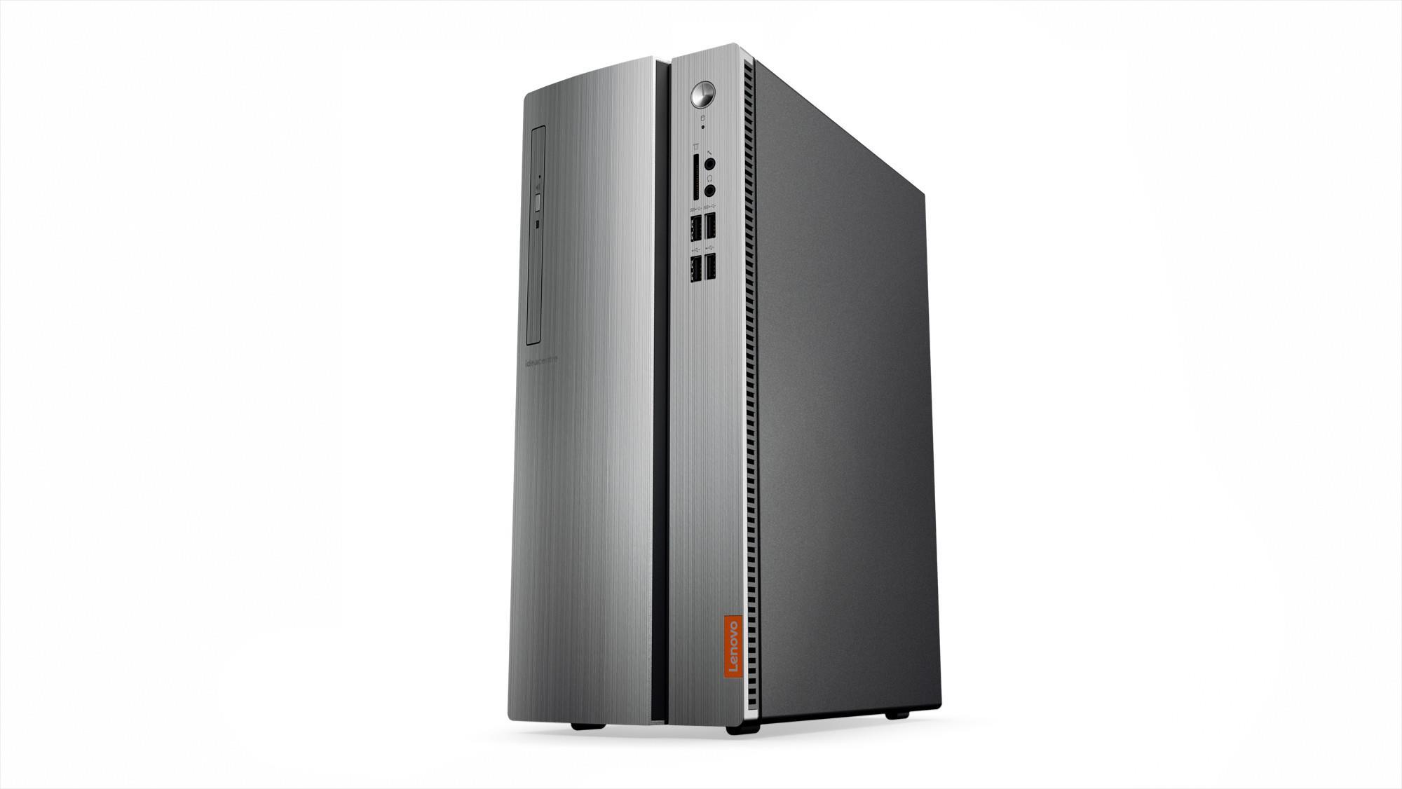Komputer PC Lenovo IdeaCentre 510-15IKL i5-7400 8GB 1TB GTX1050-2GB