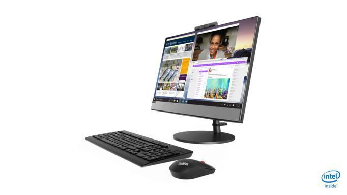 Komputer AIO Lenovo V530-22ICB 21,5 cal FHD i5-9400T 8GB 1TB UHD-630 10PR Black