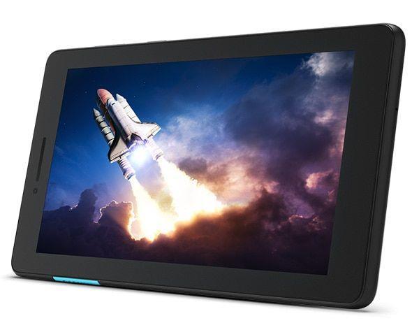 Tablet Lenovo TAB E7 TB-7104I 7 cal  ARM Cortex A7 1GB 16GB 3G Android8.0 Black