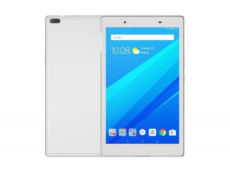 Tablet Lenovo TAB4 8 TB-8504X 8 cal  Snapdragon425 2GB 16GB GPS Android7.0 White