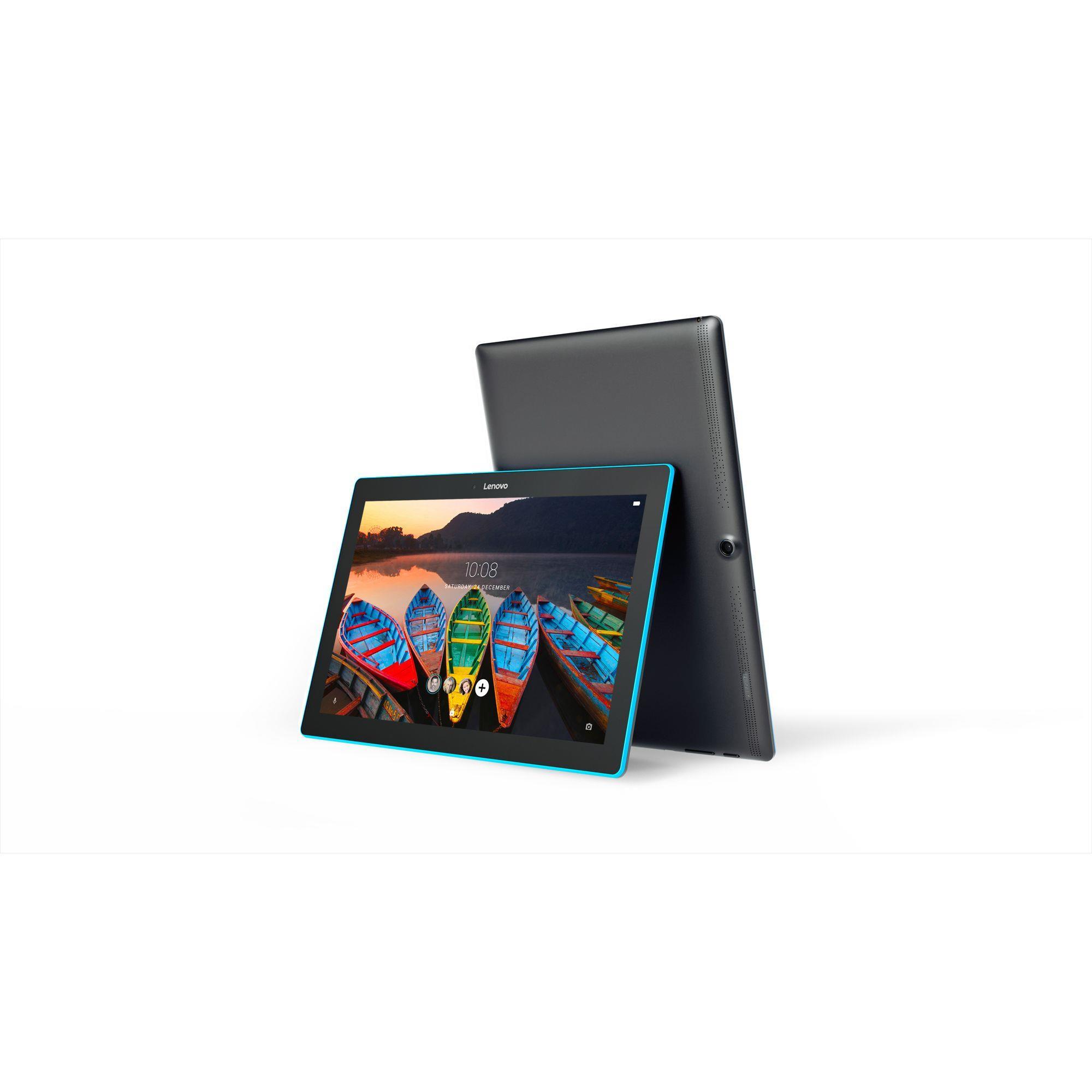 Tablet Lenovo TAB4 10 TB-X103F 10.1 cal  MT8732 1GB 16GB GPS Andr.7.0 Black (1)