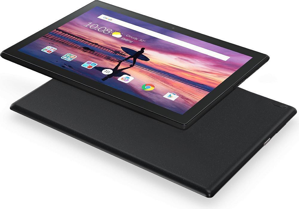 Tablet Lenovo TAB4 10 TB-X304L 10.1 cal  Snapdragon450 2GB 16GB LTE GPS Andr.7.1 Black (1)