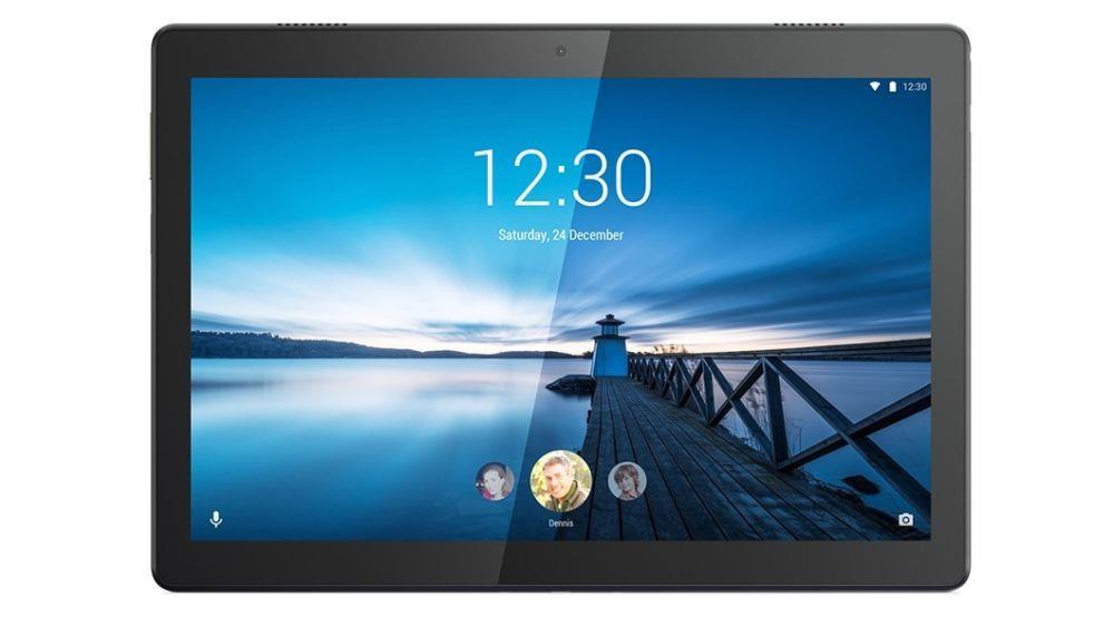Tablet Lenovo TAB M10 TB-X605L 10.1 cal  Snapdragon 450 3GB 32GB GPS LTE Andr.8.1 Black