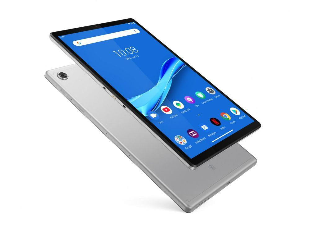 Tablet Lenovo TAB M10 Plus 10.3 cal  Helio P22T 4GB 64GB WiFi Andr.9.0 Platinum
