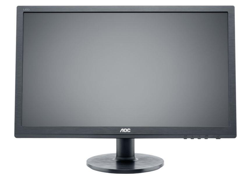 Monitor AOC 24 cal  E2460SH DVI HDMI głośniki