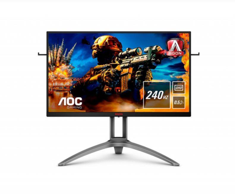 Monitor AOC 27 cal  AG273QZ 4xUSB 3.0 głośniki