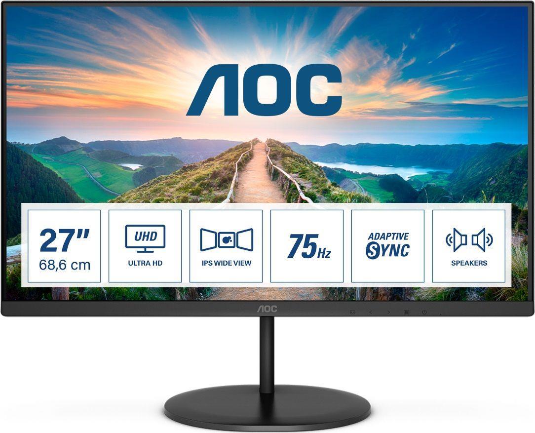 Monitor AOC 27 cal  U27V4EA 2xHDMI DP głośniki