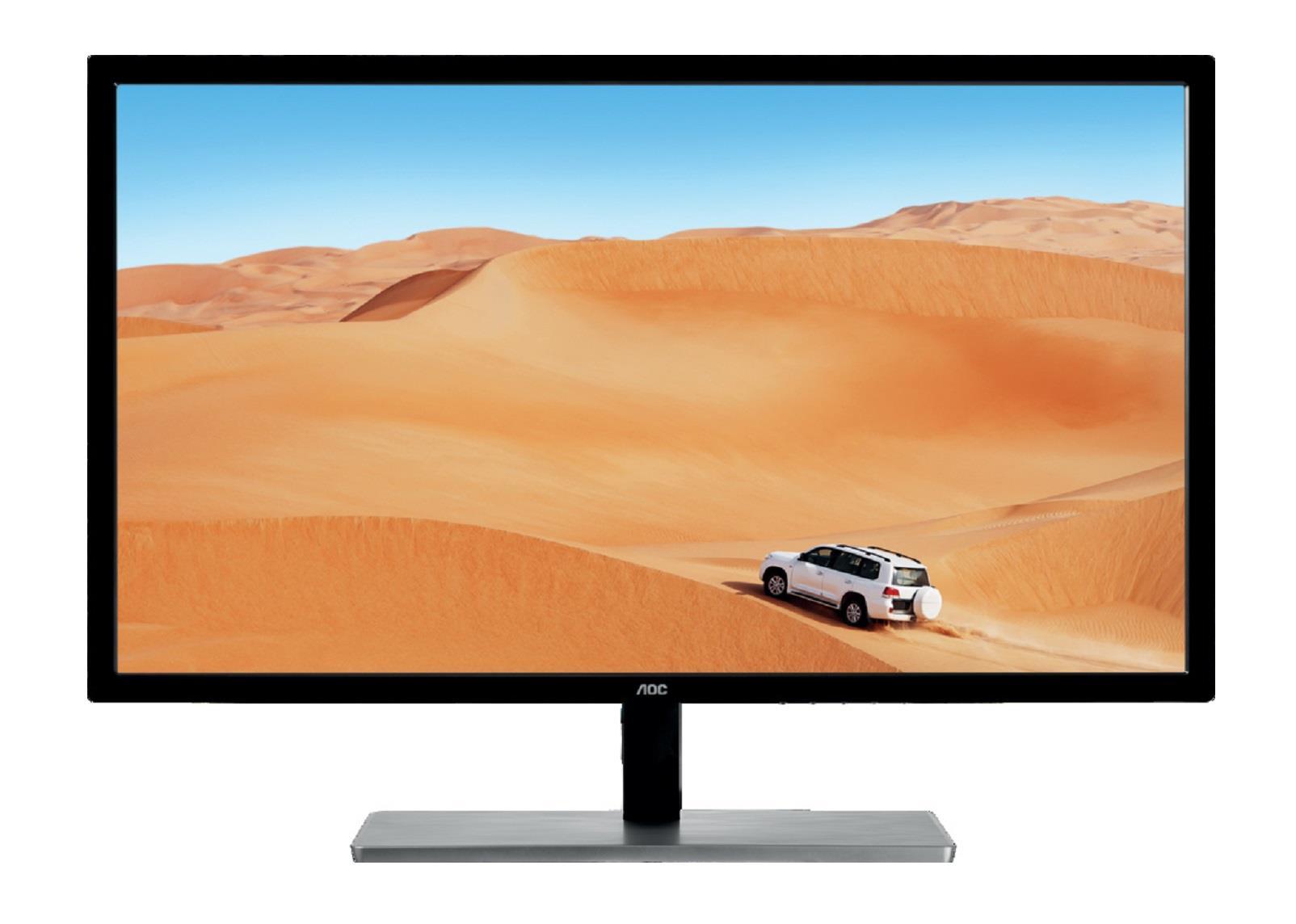 Monitor AOC 31,5 cal  Q3279VWFD8 VGA HDMI DVI DP