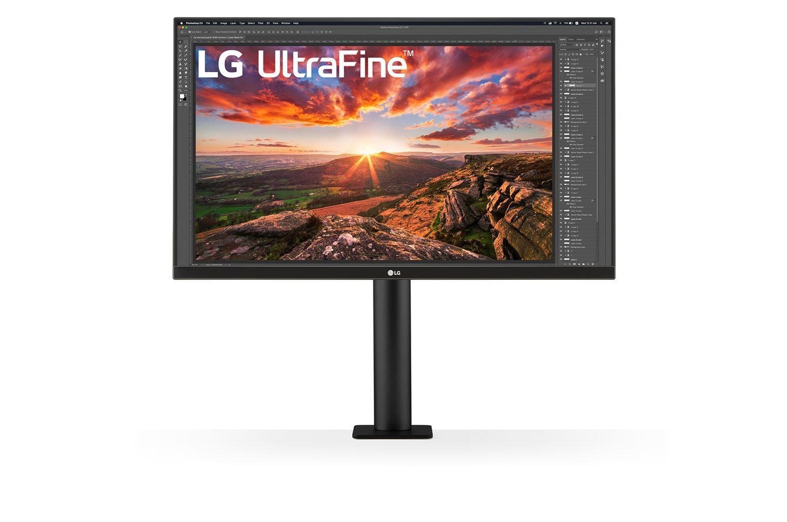 Monitor LG 27 cal  27UN880-B 2xHDMI DP USB-C głośniki