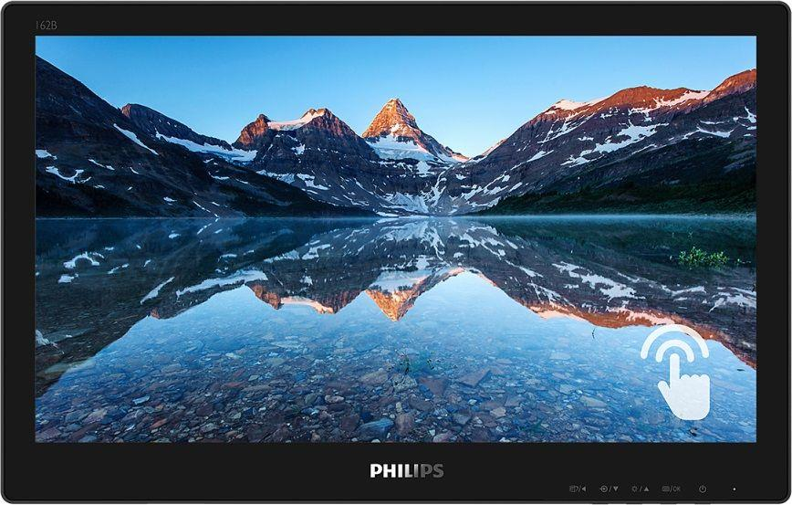 Monitor Philips 15,6 cal  162B9TN 00 Touch VGA DVI HDMI DP 2xUSB 3.1 głośniki