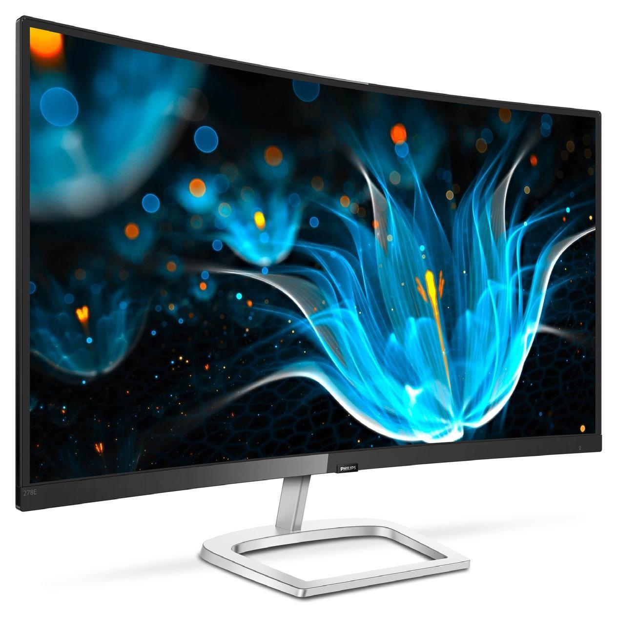 Monitor Philips 27 cal  278E9QJAB 00 VA VGA HDMI DP głośniki