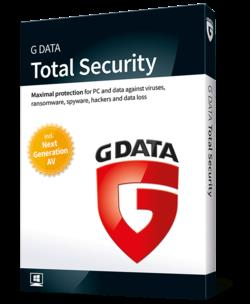 G DATA Total Security 2018 BOX 3PC 1ROK (1)