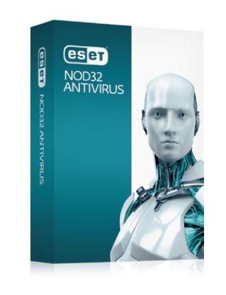 ESET NOD32 Antivirus 1 user,36 m-cy, upg, BOX   (1)