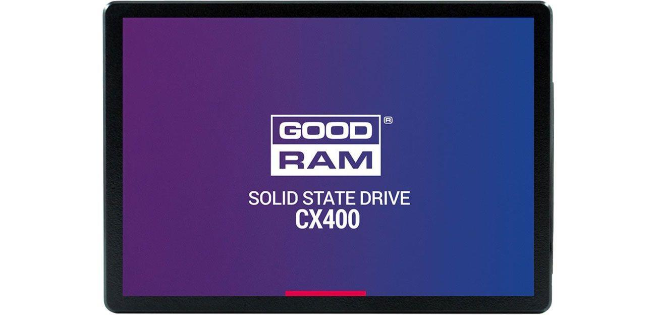 Dysk SSD GOODRAM CX400 512GB SATA III 2,5 cal  (550 490) 7mm
