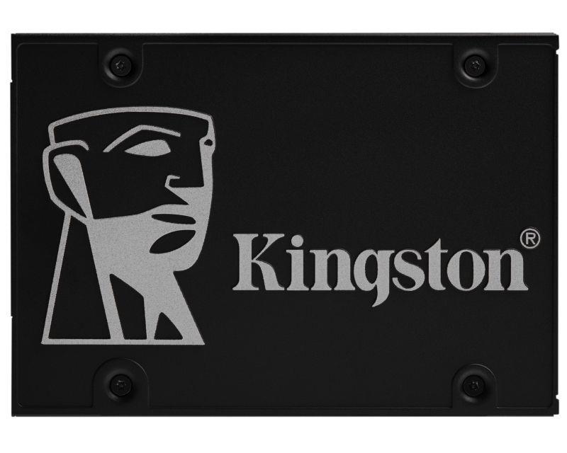 Dysk SSD Kingston KC600 256GB SATA3 2,5 cal  (550 500 MB s) NAND 3D TLC