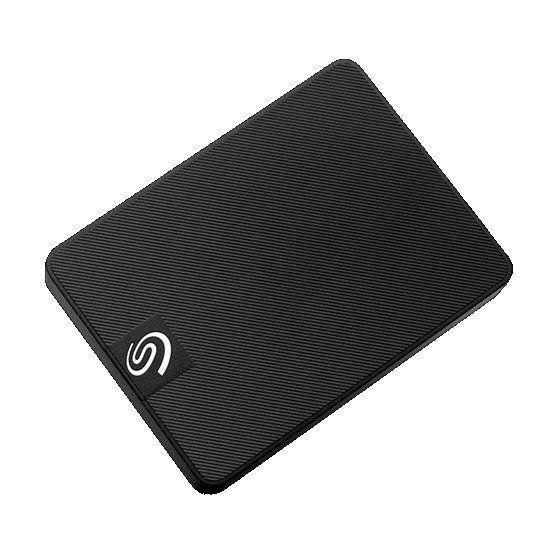 Dysk zewnętrzny SSD SEAGATE Expansion STJD1000400 1TB USB3.0 Black