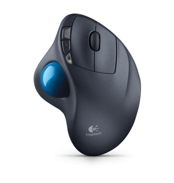 Mysz bezprzewodowa Logitech M570 Trackball czarna